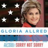 Gloria Allred Guest Stars on ALYSSA MILANO: SORRY NOT SORRY Photo