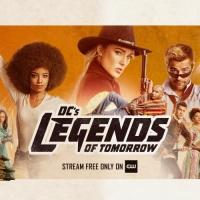 The Waverider Picks Up a New Passenger on Season Six of DC'S LEGENDS OF TOMORROW Photo