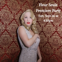 Fleur Seule Celebrates Their New Releases At The PREMIERE PARTY at The Triad Septembe Photo