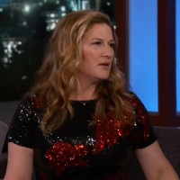 VIDEO: Ana Gasteyer Talks Schweddy Balls on JIMMY KIMMEL LIVE!