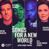 Live Performances Of Jason Robert Brown's SONGS FOR A NEW WORLD Come to The London Pa Photo