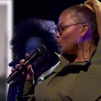 VIDEO: Queen Latifah Pays Tribute to Kobe Bryant During NBC All-Star Performance Photo