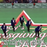 VIDEO: AIN'T TOO PROUD Kicks Off Macy's Thanksgiving Day Parade with Show Medley