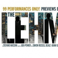 THE LEHMAN TRILOGY on Broadway Announces Digital Lottery Photo