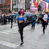 Photo Coverage: Go Inside 'We Will Be Back'- A Broadway Celebration in Times Square! Photo