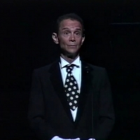 VIDEO: Joel Grey Sings 'Mr. Cellophane' in New #EncoresArchives Photo