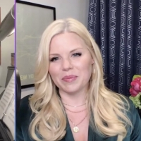 Exclusive: Megan Hilty Sings 'Moving The Line' as Part of The Seth Concert Series; Re Photo