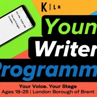 Kiln Theatre Launch Young Writers Programme For Young People In Brent Photo