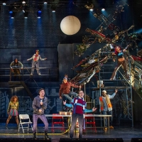 BWW Review: RENT Rocks at Victoria Theatre Association Photo