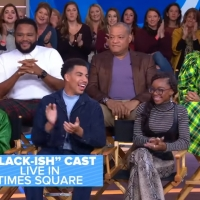 VIDEO: Watch the Stars of BLACK-ISH on GOOD MORNING AMERICA!