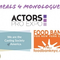 Perform For Casting Directors At MEALS 4 MONOLOGUES, October 26 Photo