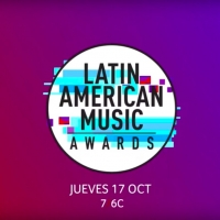 LATIN AMERICAN MUSIC AWARDS Celebrates 5th Anniversary on October 17 Video