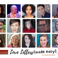 Lost Nation Theater Presents Jeanne Beckwith's LOVE LETTERS MADE EASY Photo