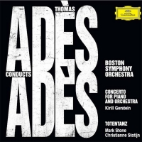 BSO's 'Adès Conducts Adès' CD Nominated For Three Grammys Photo