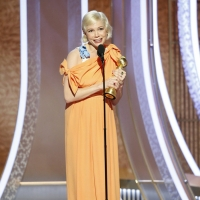 VIDEO: Michelle Williams Champions a Woman's Right to Choose in Her GOLDEN GLOBES Acc Photo
