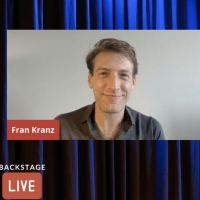 VIDEO: Fran Kranz Talks MASS on Backstage LIVE with Richard Ridge- Watch Now! Photo