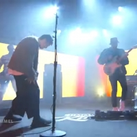 VIDEO: Scarypoolparty Performs 'Millennial Love' on JIMMY KIMMEL LIVE! Video