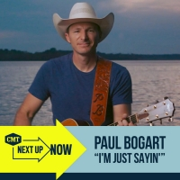 CMT's 'Next Up Now' Premieres Paul Bogart's New Music Video