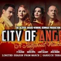 CITY OF ANGELS Leads March's Top 10 New London Shows