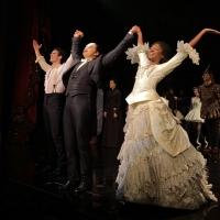 Photos: Go Inside Curtain Call for Emilie Kouatchou's Debut as Christine in THE PHANTOM OF Photo