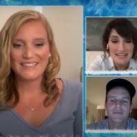 VIDEO: The FROZEN Cast Surprises a Superfan Nurse Photo