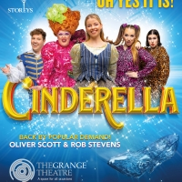 Casting Announced For CINDERELLA Panto at The Grange Theatre Photo