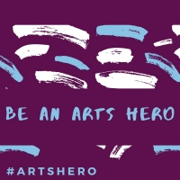Social Media Campaign #ArtsHero Calls on the U.S. Government to Provide Arts Funding By Au Photo
