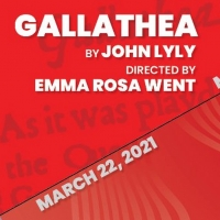 Red Bull Theater Presents Two Benefit Readings: GALLATHEA and GALATEA Photo