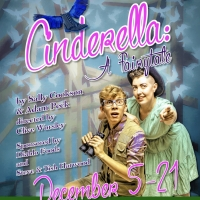 CINDERELLA: A FAIRYTALE Will Bring Doc Martens Not Glass Slippers To The Holiday Line Photo