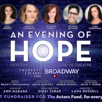 Ann Harada, George Salazar, Gabi Campo and More to Take Part in AN EVENING OF HOPE Vi Photo