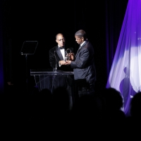 Photo Coverage: Denzel Washington honored by CROSSROADS THEATRE on 10/19 in New Brunswick Photos