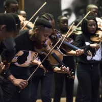 Princeton Symphony Orchestra Presents Online Series Featuring South Africa's Buskaid Sowet Photo
