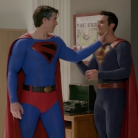VIDEO: It's Raining Supermen in This Clip from CRISIS ON INFINITE EARTHS