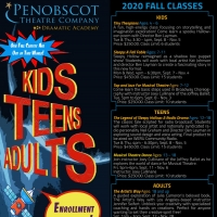 Penobscot Theatre Company Announces Fall Dramatic Academy Classes Photo