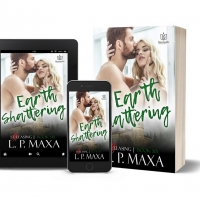 L.P. Maxa Releases New Paranormal Romance EARTH SHATTERING Photo