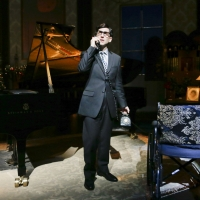 HERSHEY FELDER AS IRVING BERLIN To Stream Live From Florence, Italy, May 10 Photo