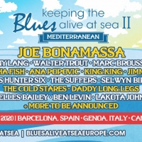 Joe Bonamassa Announces 10 New Acts for 2nd Annual Mediterranean Cruise Photo