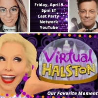 April 9th VIRTUAL HALSTON Highlights Favorite Moments From 40 Episodes Photo