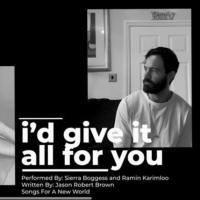 VIDEO: Ramin Karimloo and Sierra Boggess Sing 'I'd Give It All For You' From SONGS FOR A NEW WORLD