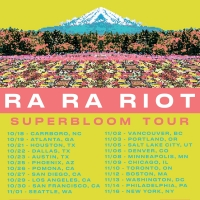 Ra Ra Riot Announces Headlining Tour
