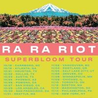 Ra Ra Riot Announces Headlining Tour Photo