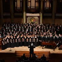 Houston Chamber Choir Presents A TIME TO LIFT UP for January Concert Offering Photo