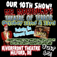 MR. MORIBUND'S THEATRE OF TERROR Returns To Riverfront Theater Next Week Photo