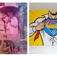 QUEER ART 1950's- 2021 On View Now at Carlton Fine Arts Ltd. Photo