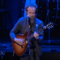 """VIDEO: Iron & Wine Perform """"Tree by the River"""" at The Kennedy Center Video"""