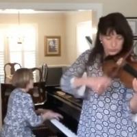 VIDEO: NSO @ Home With Kreisler, Duruflé, Ysaÿe and More! Photo