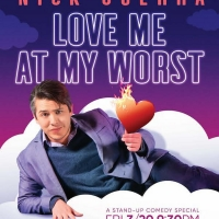 HBO Latino to Debut Latest Comedy Special ENTRE NOS PRESENTS: NICK GUERRA: LOVE ME AT MY WORST