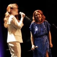 STAGE TUBE: Lydia Fairén y Ramsés Vollbrecht cantan con Rachel Tucker Photo