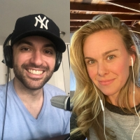 Listen To Laura Bell Bundy On The BREAK A BAT! Podcast Photo