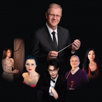 EAST MEETS WEST Orchestral Evening Now On Sale in Canberra and Sydney Photo